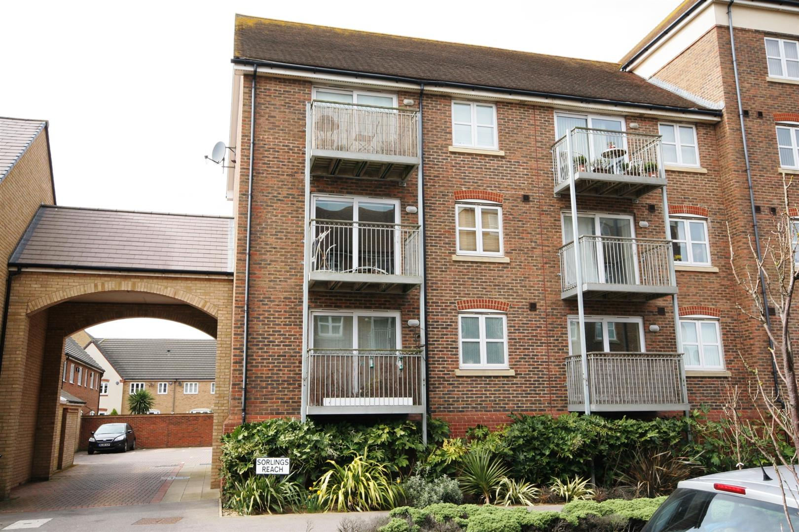 2 Bedrooms Property for sale in Sorlings Reach, Sussex wharf, Shoreham